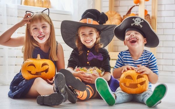 Allergen-Free Halloween in Linville
