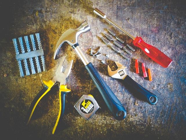 Hearing aid maintenance tools