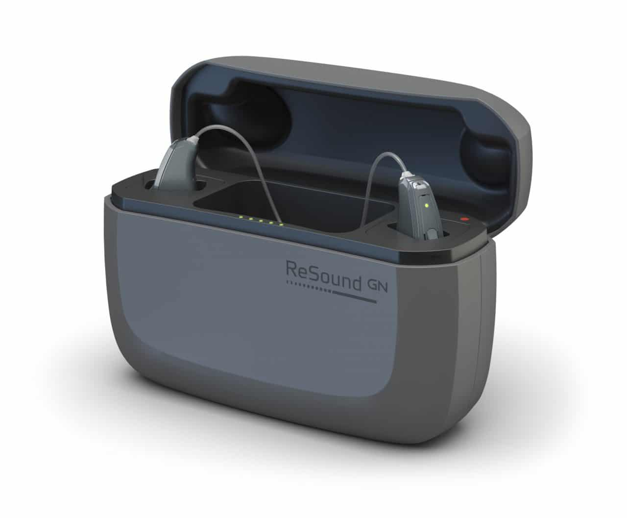 ReSound hearing aid charger